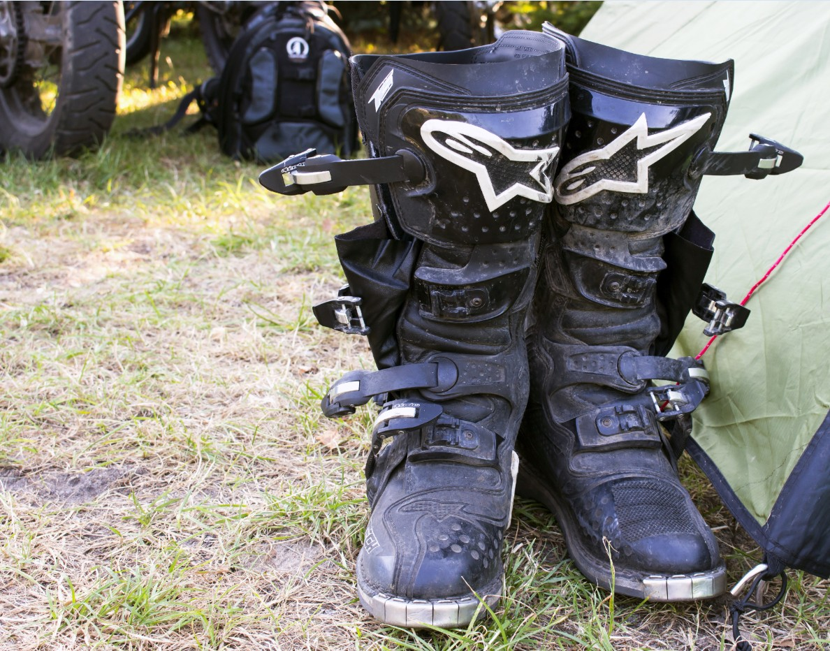 The 13 Best Waterproof Motorcycle Boots Reviews Guide 2020