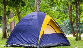 Best Waterproof Pop-up Tent