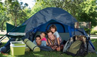 Best Waterproof Tent for a Family