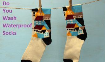 How Do You Wash Waterproof Socks