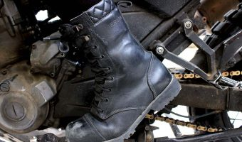 How To Waterproof Motorcycle Boots